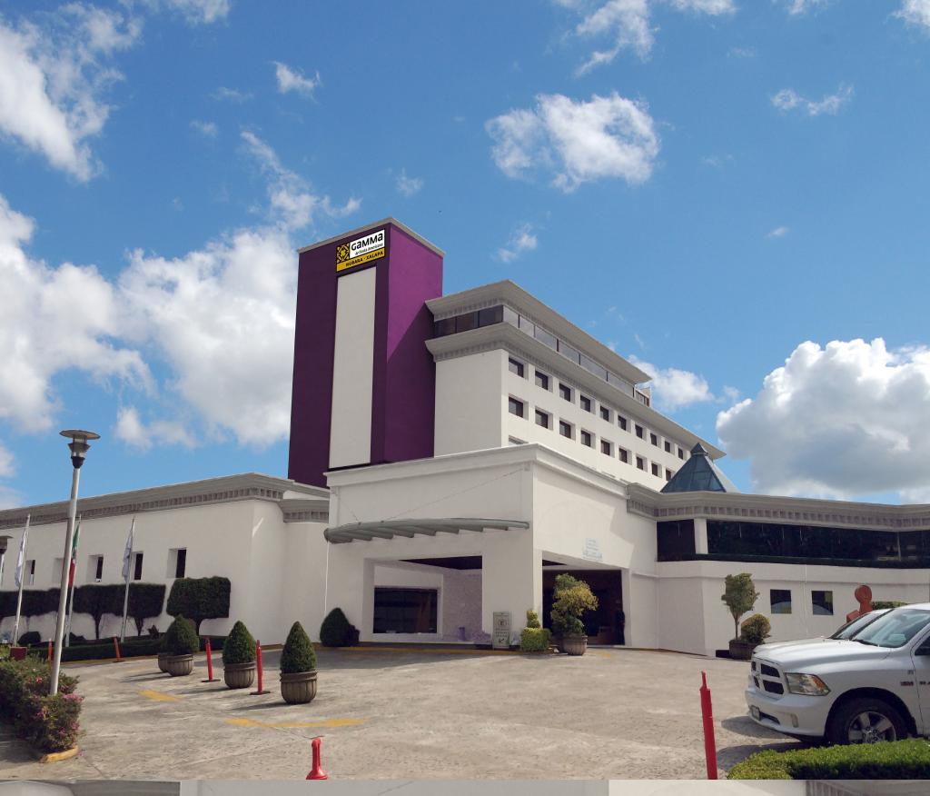 クラウン プラザ ホテル ハラパ