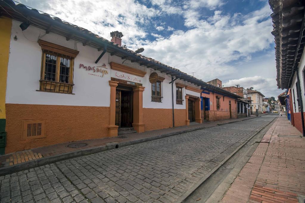 Masaya Hostel Bogota