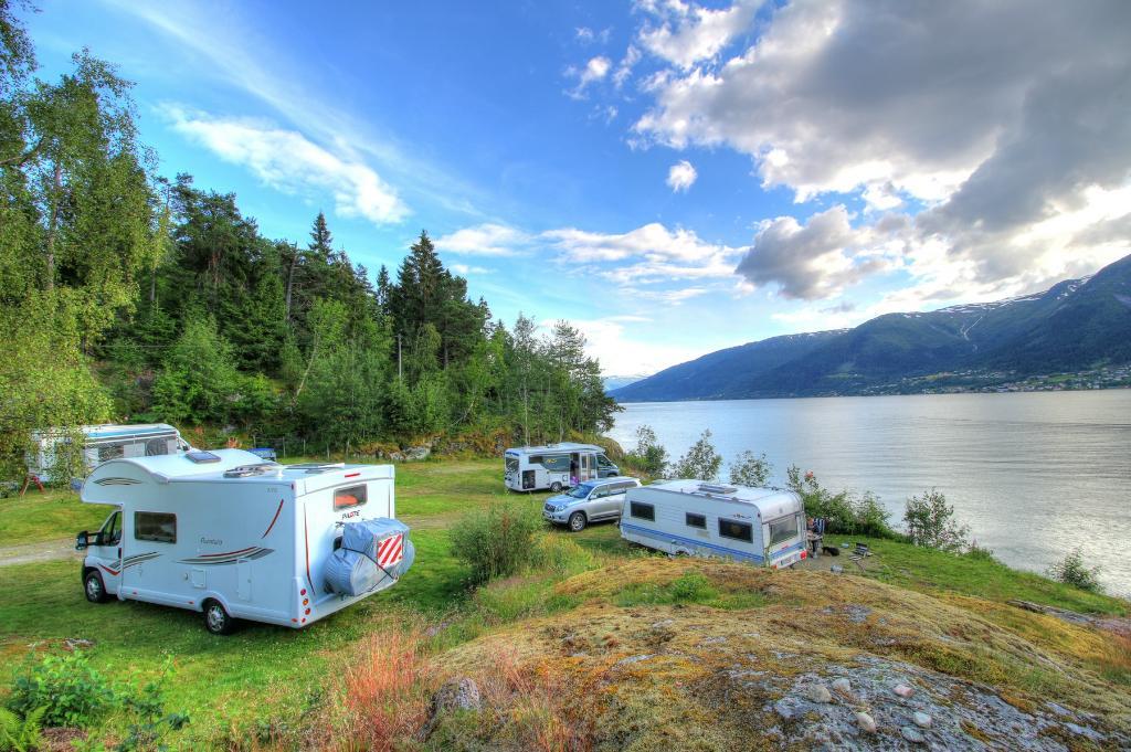 Veganeset Camping