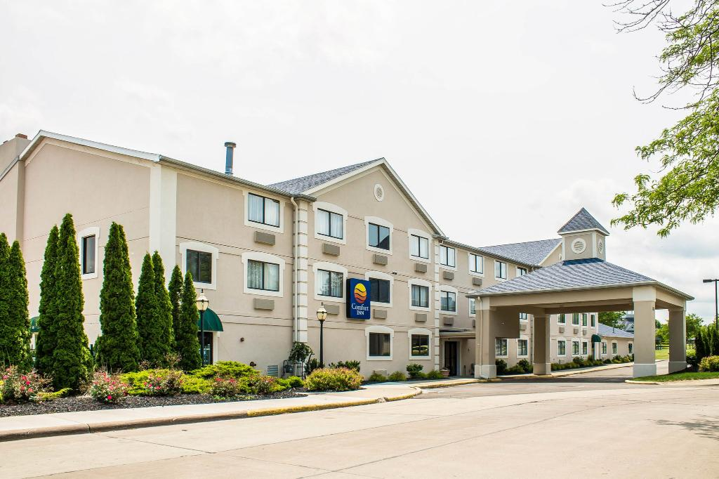 Comfort Inn River's Edge