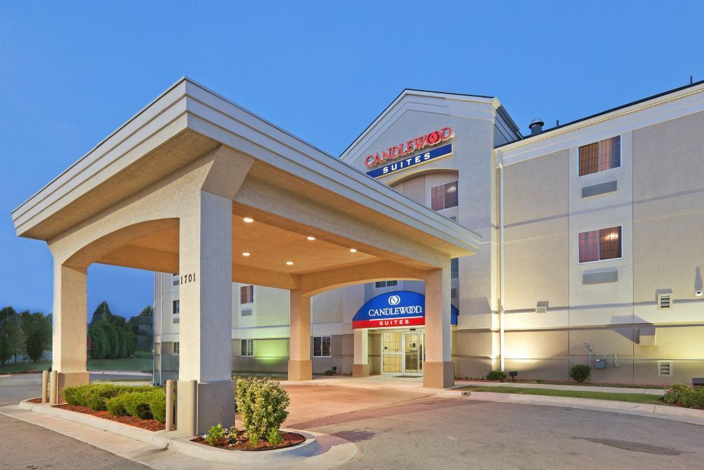 キャンドルウッド スイーツ オクラホマ シティ ムーア ホテル