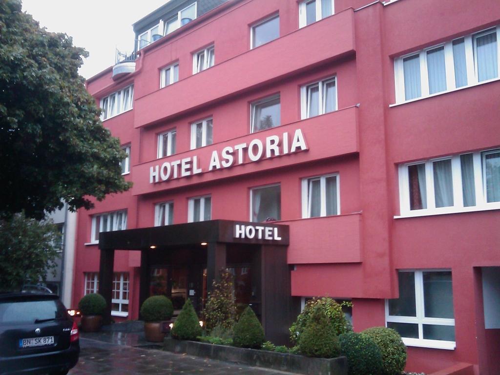 シティ パートナー ホテル アストリア ボン