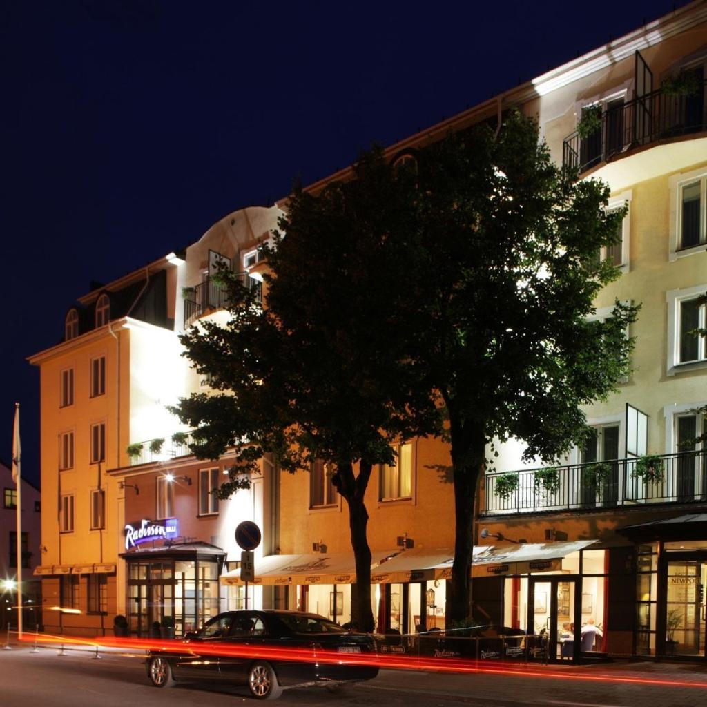 Отель Radisson Blu Hotel (г. Клайпеда)