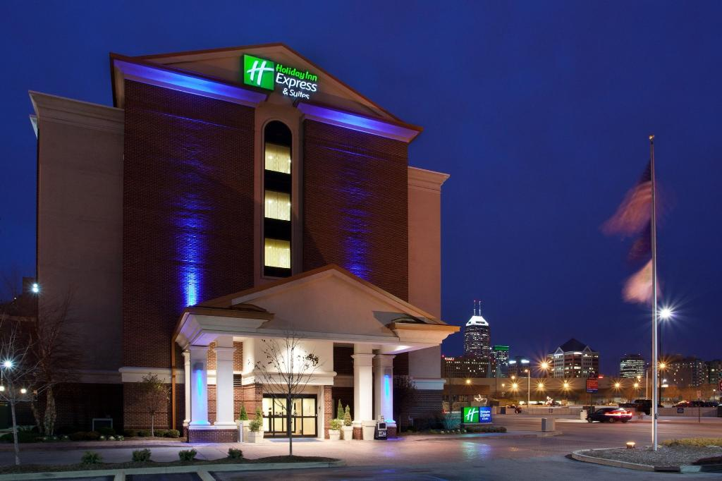 Holiday Inn Express Indianapolis Downtown City Centre