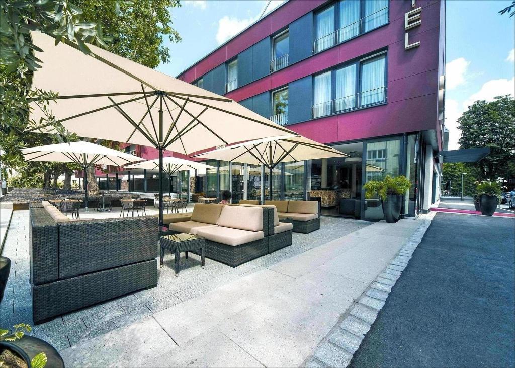 Designhotel am Stadtgarten