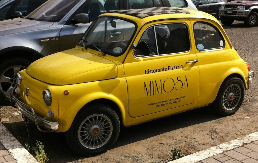 Albergo Mimosa