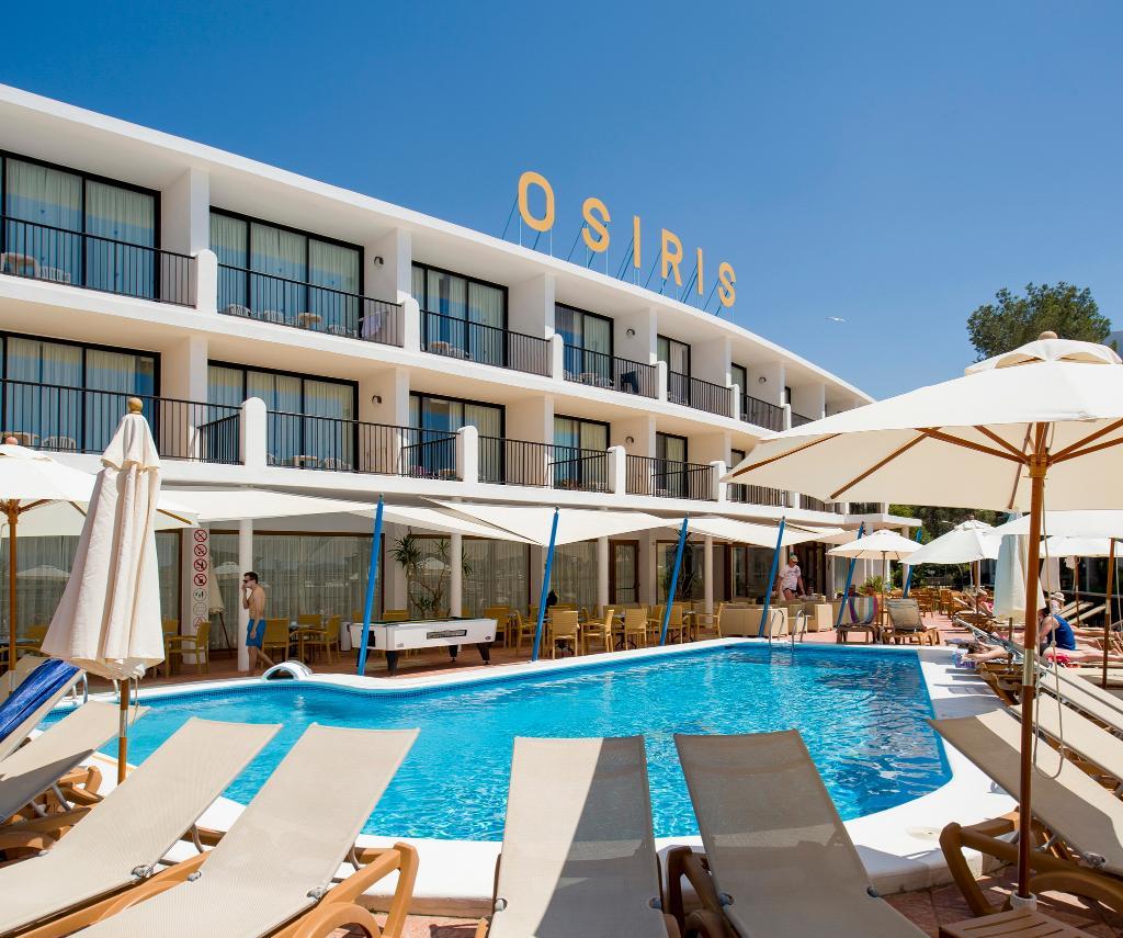 ホテル オシリス イビザ