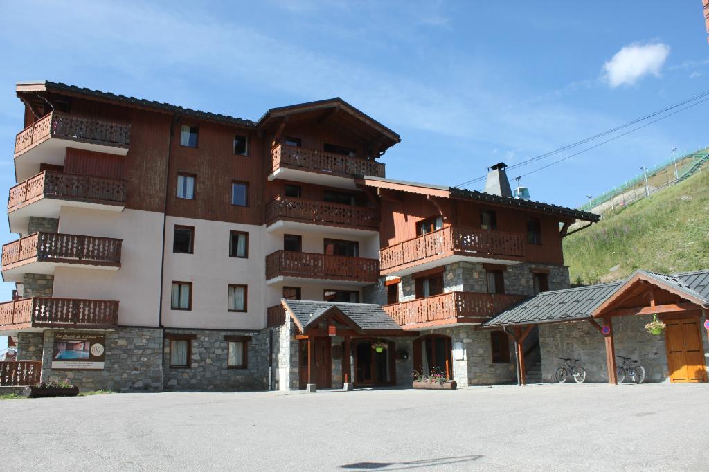 Residence LVH Vacances Les Chalets De L'Adonis