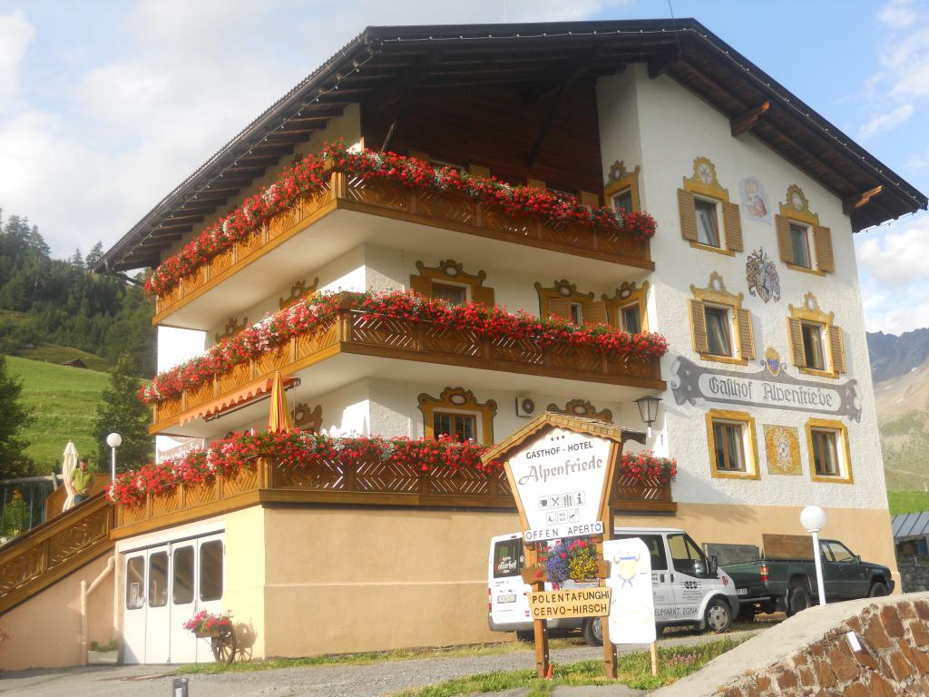Gasthof Alpenfriede