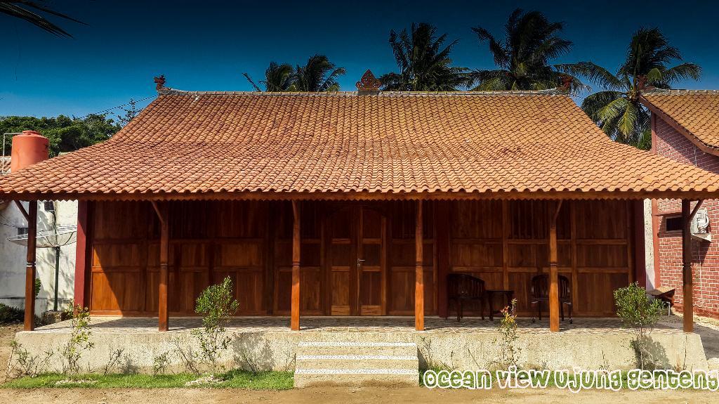 Ocean View Resort Ujung Genteng