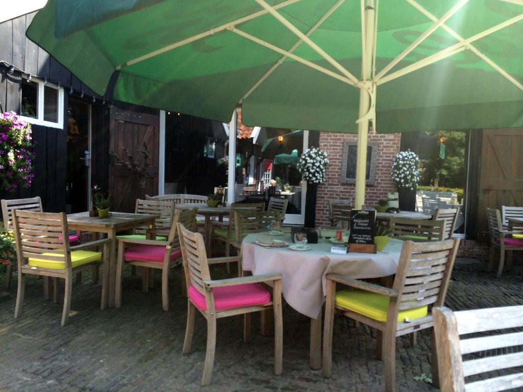 Restaurant hotel Bi'j de Watermölle