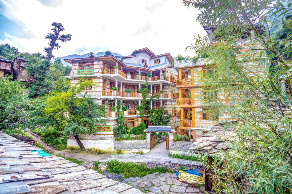Himalayan  Country House