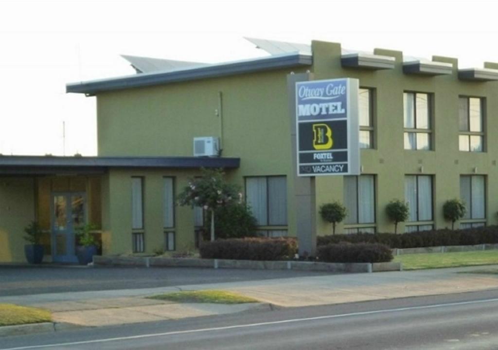 奧特威門汽車旅館