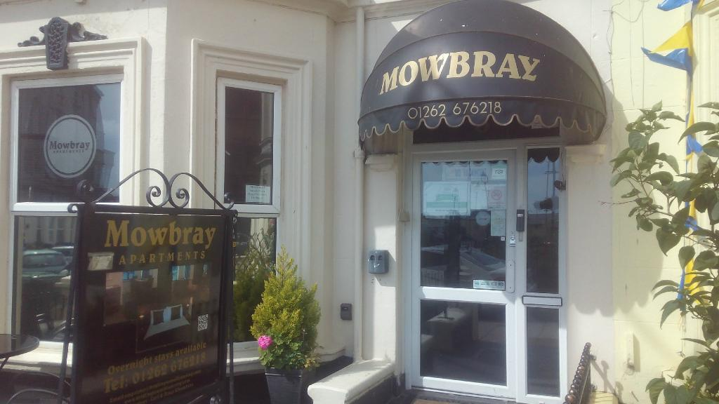 Mowbray Apartments Bridlington