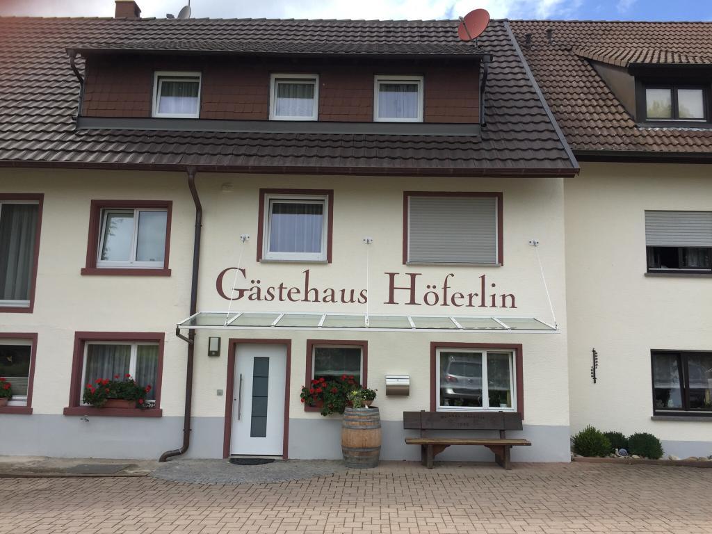 Gaestehaus Hoeferlin
