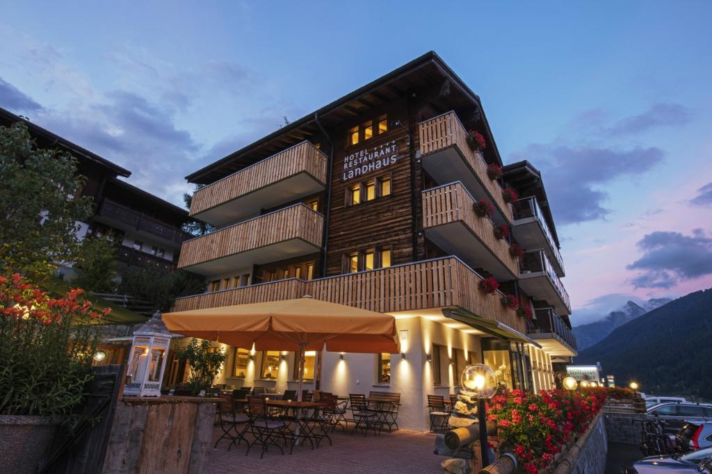 Hotel Restaurant Landhaus