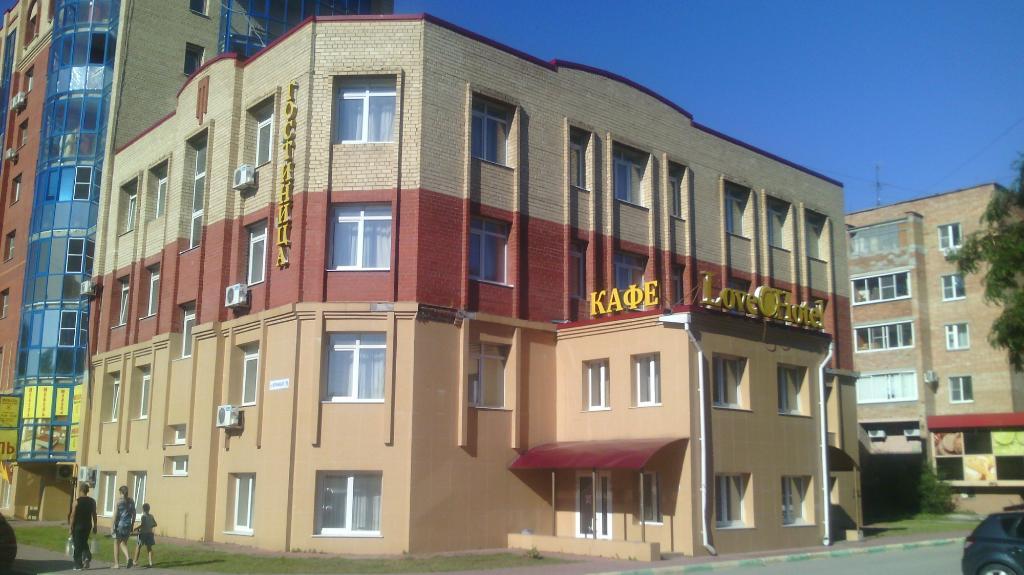 Love Hotel on Chernovitskaya