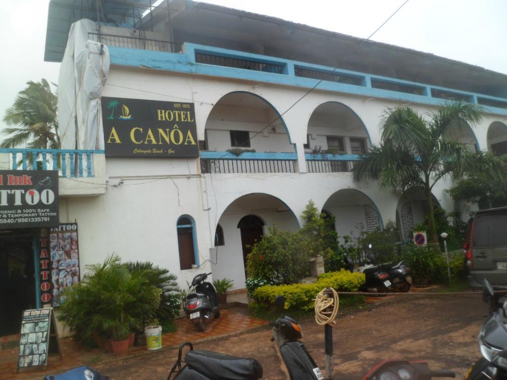 A Canoa Hotel