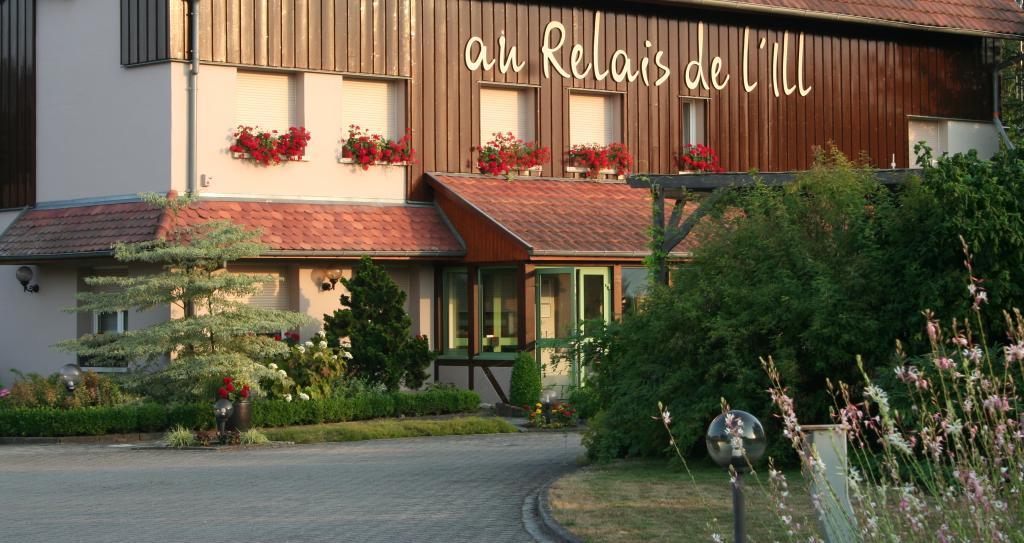 Hotel au Relais de l'Ill