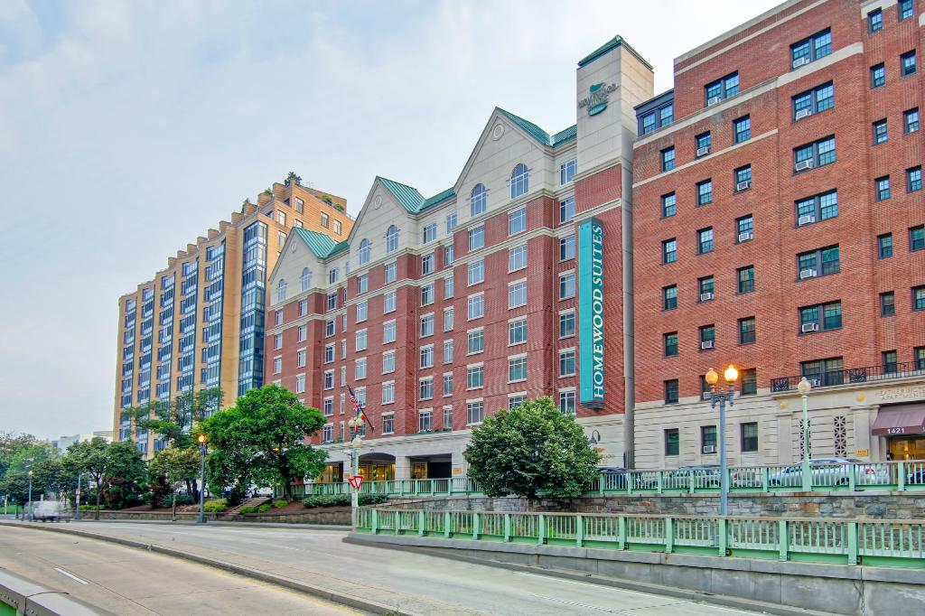 Homewood Suites by Hilton Washington, D.C. Downtown
