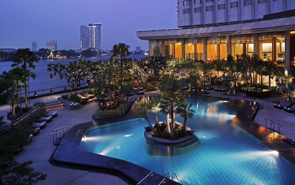 Shangri-La Hotel,Bangkok