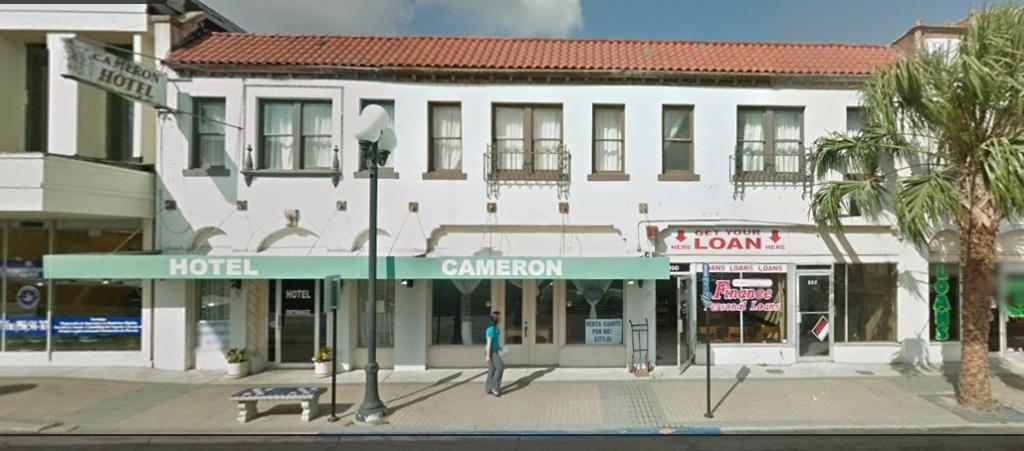 Historic Cameron Hotel