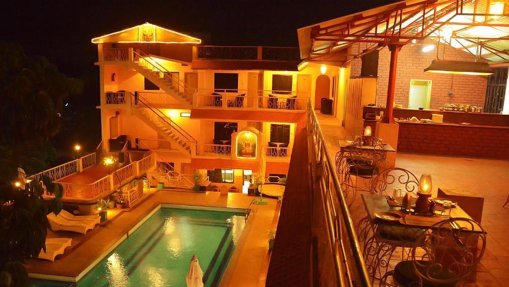 Hotel Mamalla Heritage