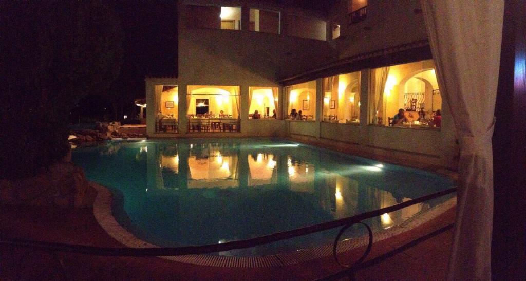 Colonna Hotel Du Golf