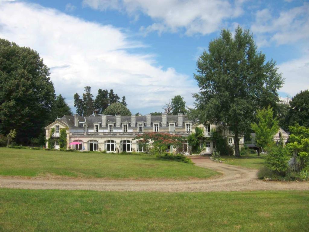 Chateau de Montgoger