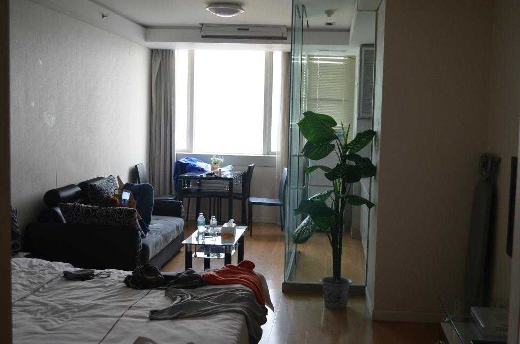 Yaju Apartment Hotel Chongqing Jiefangbei
