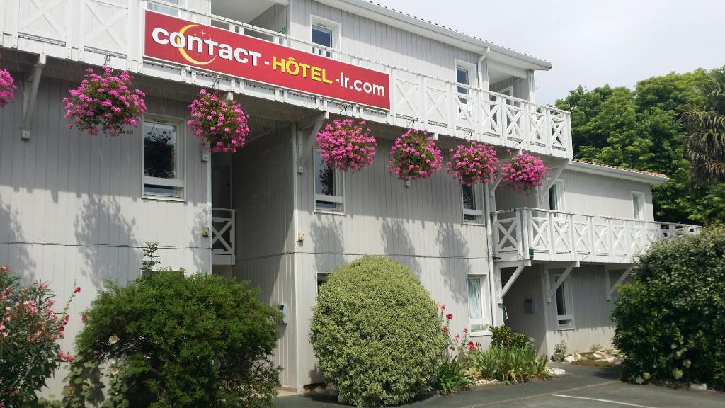 Contact-Hotel La Rochelle