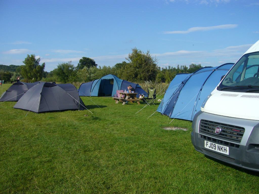 Tresseck Campsite