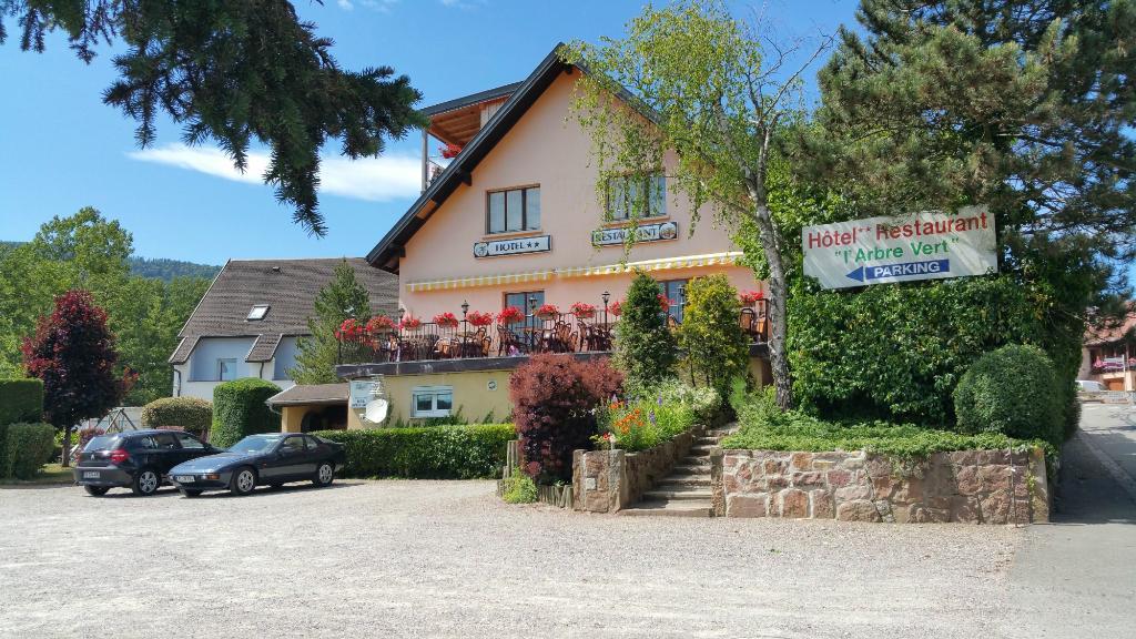 A l'Arbre Vert Hotel-Restaurant