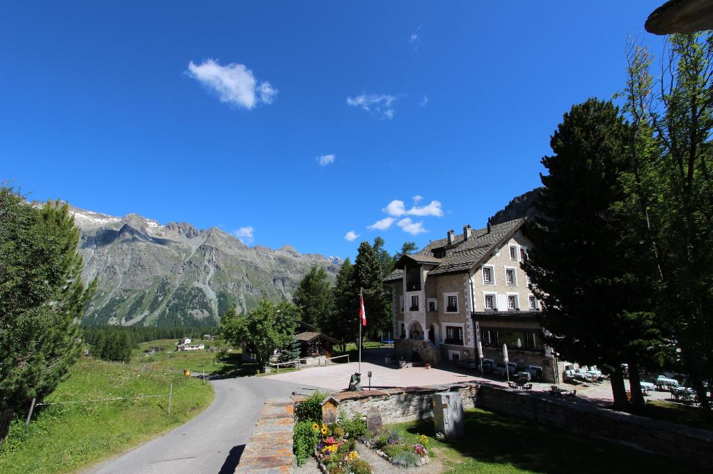 Hotel Sonne Fex