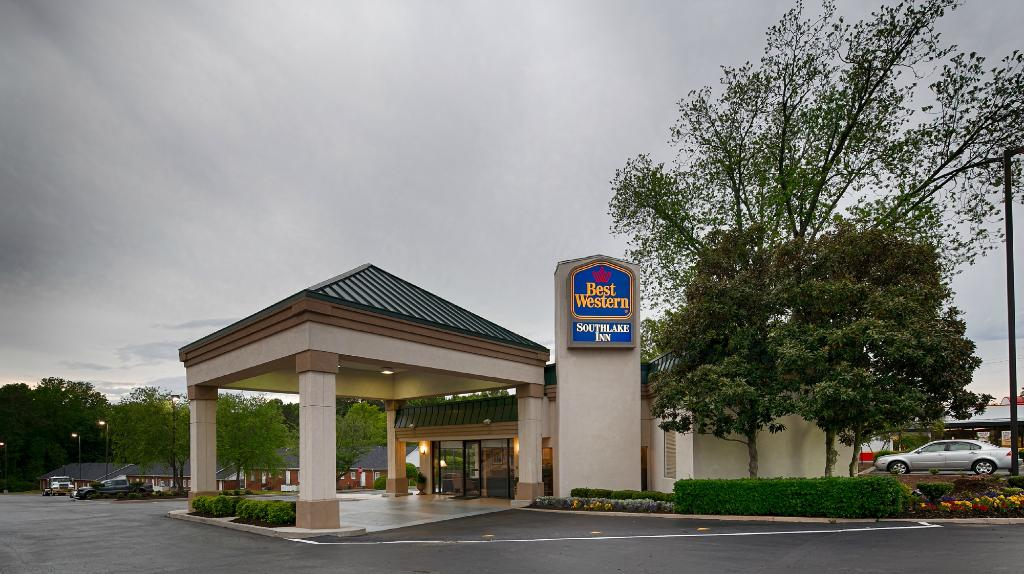 ‪BEST WESTERN River City Hotel‬