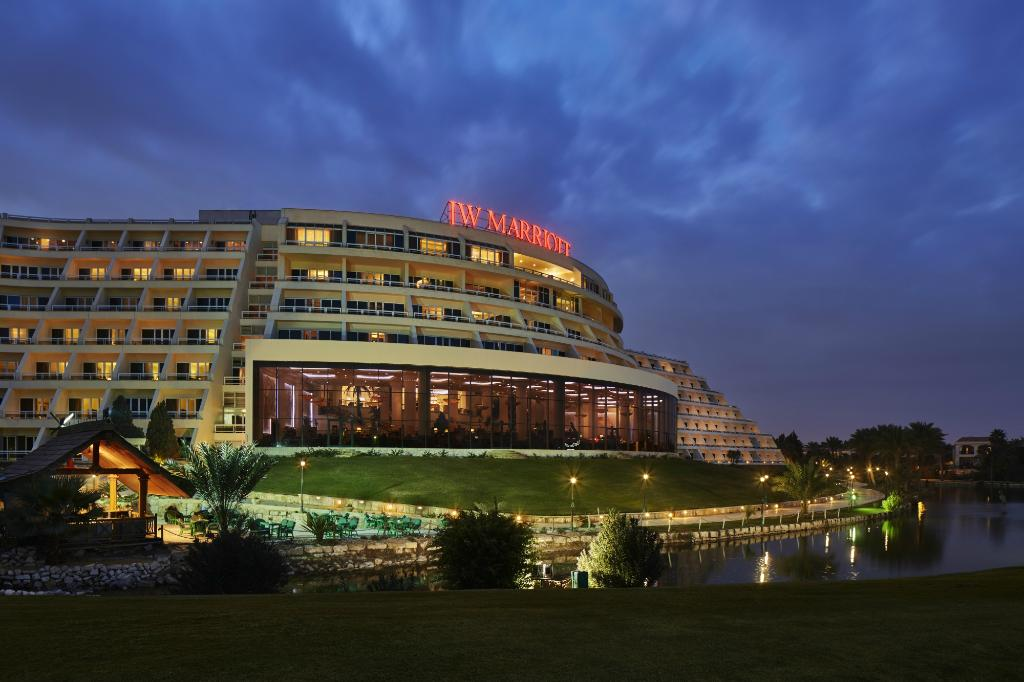 開羅 JW萬豪酒店