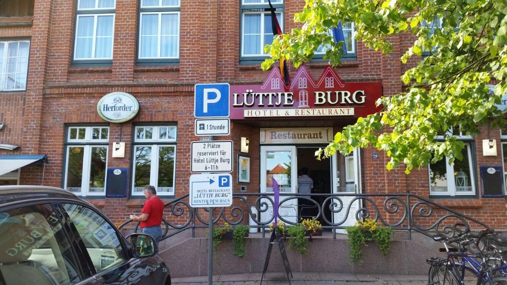 Hotel Luttje Burg