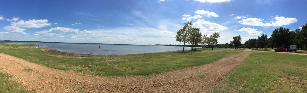 Bernice Area at Grand Lake State Park