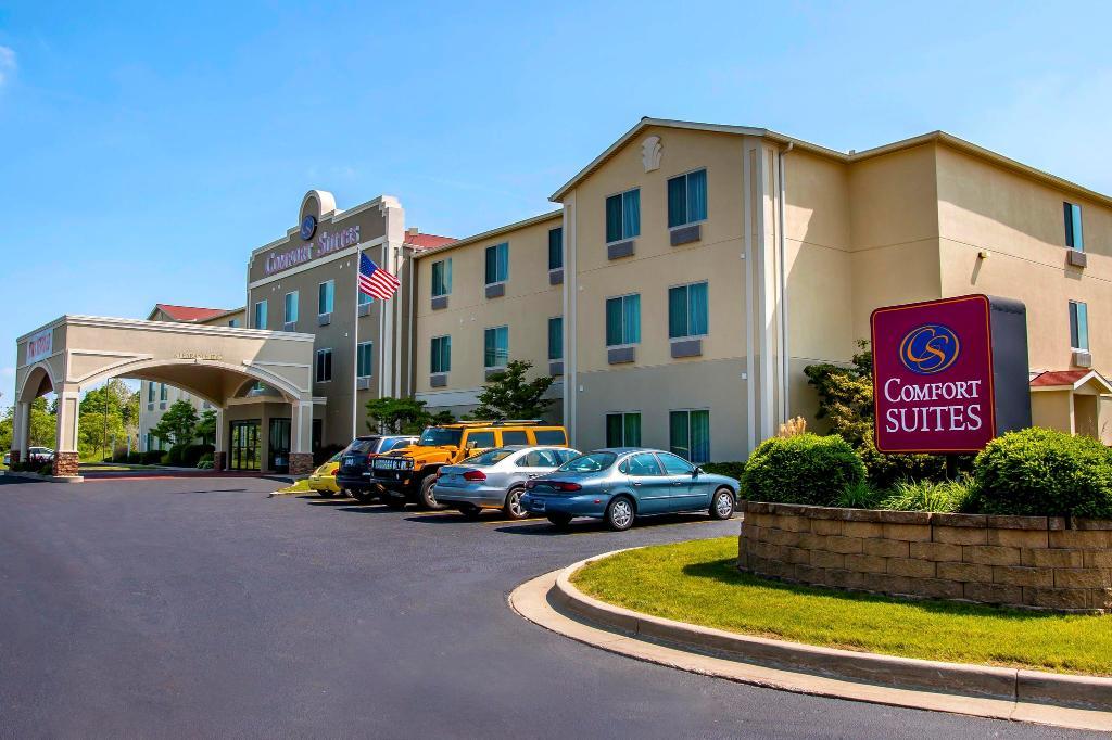 Comfort Suites Benton Harbor