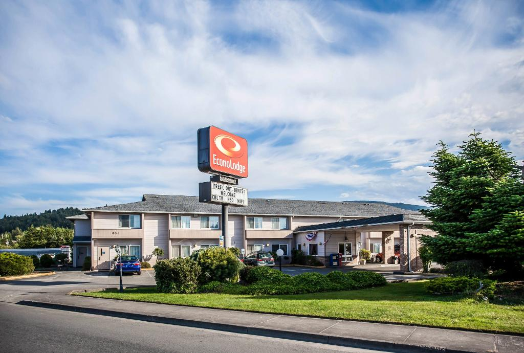 ‪Econo Lodge Sequim‬