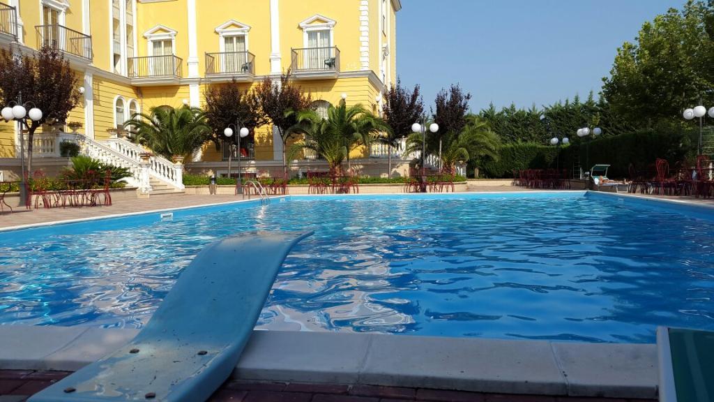 Hotel Villa Santa Maria