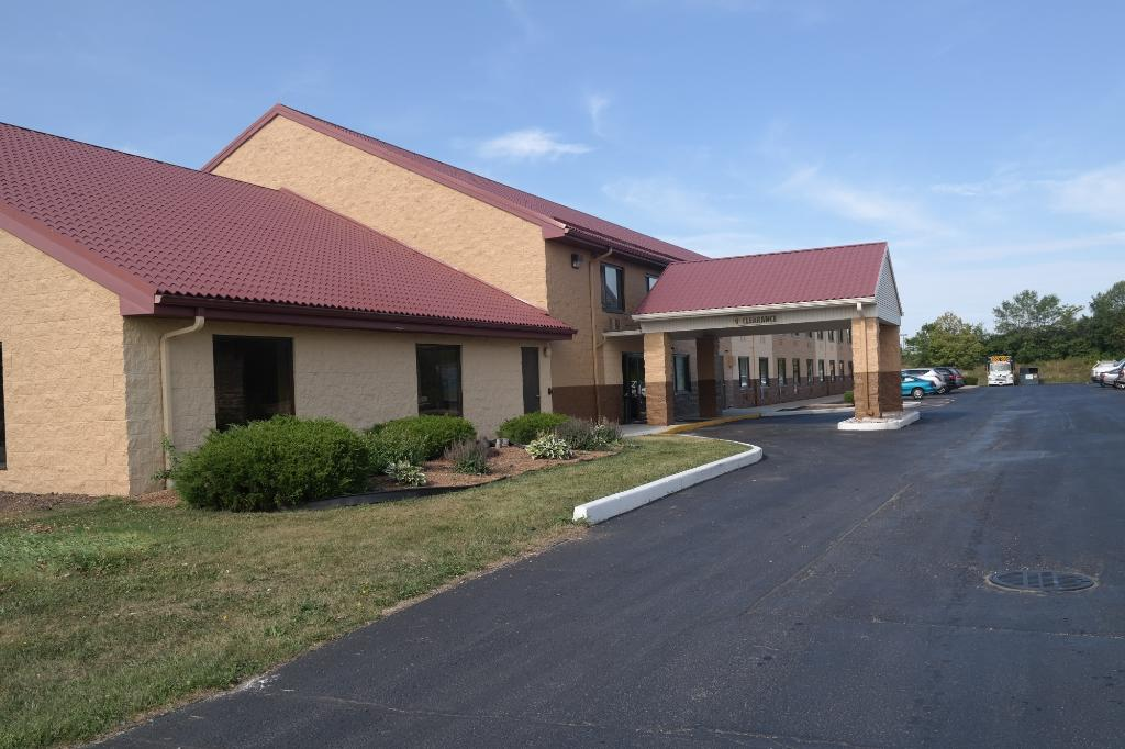 Quality Inn hotel in Sturtevant