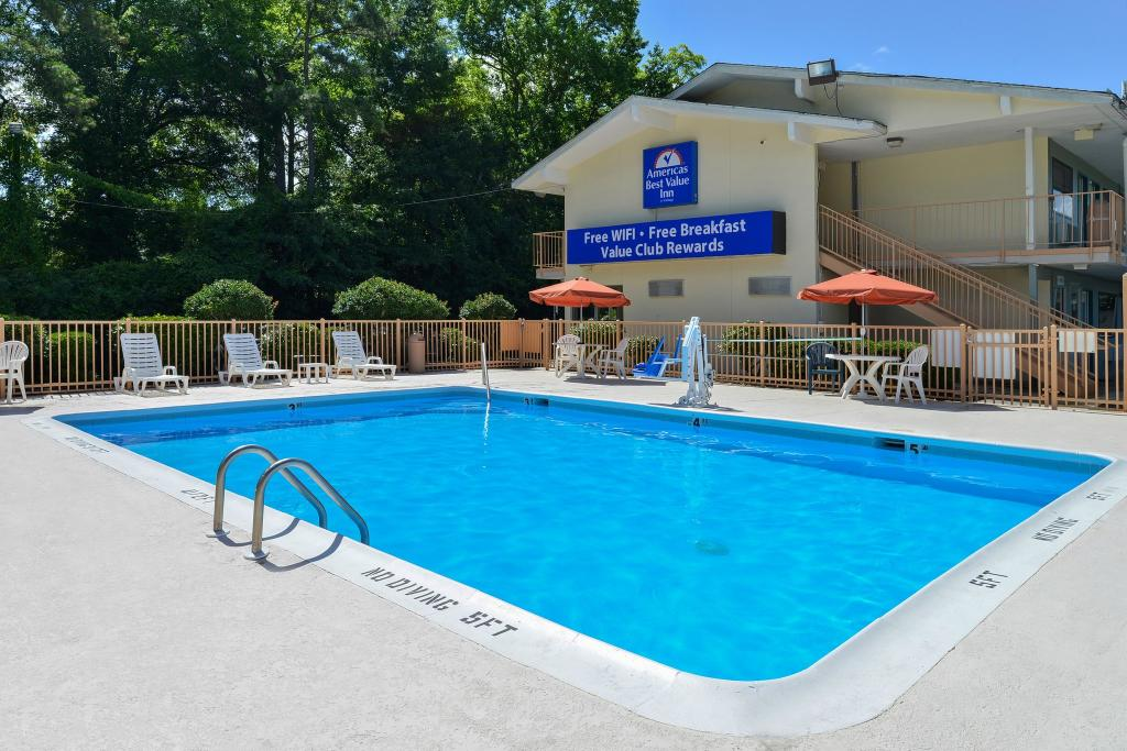 Americas Best Value Inn- Wilmington
