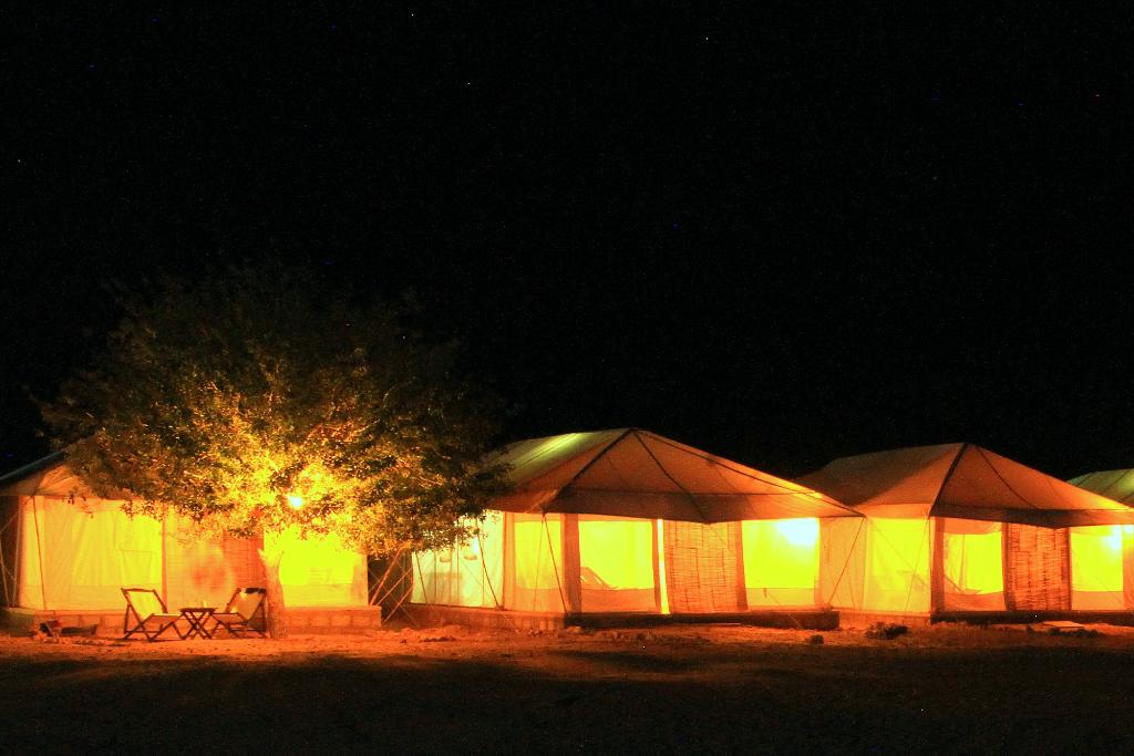 Desert Adventures Camps and Safari