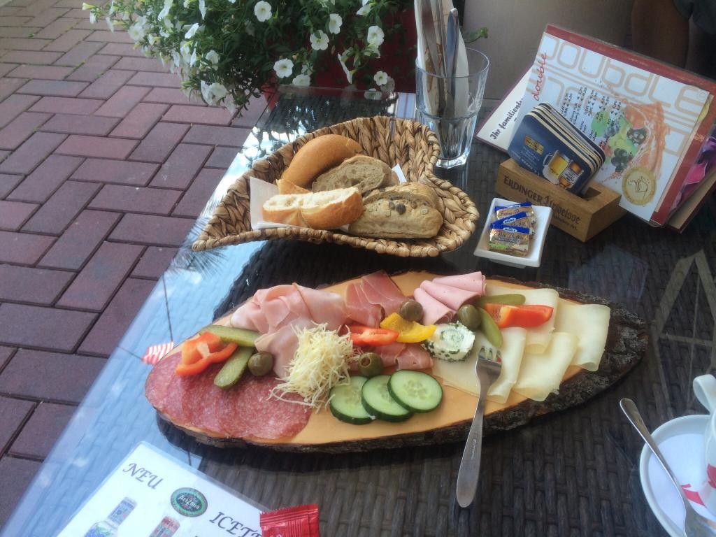 Cafe Ferienhaus Ilius