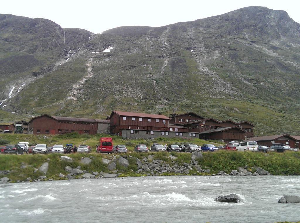Spiterstulen Lodge