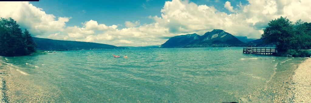 Campsite Le Solitaire du Lac d'Annecy