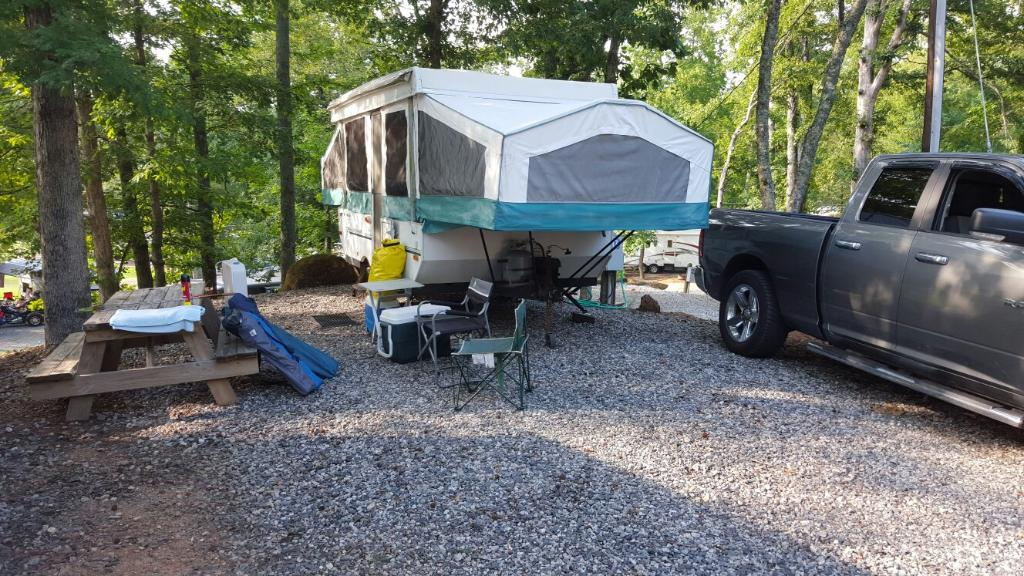 Yonah Mountain Campground