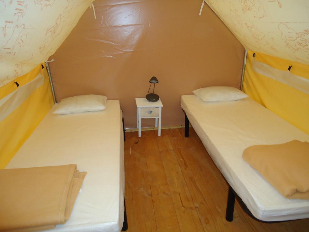 Camping touristique de Gien / Les Roulottes des Bords de Loire
