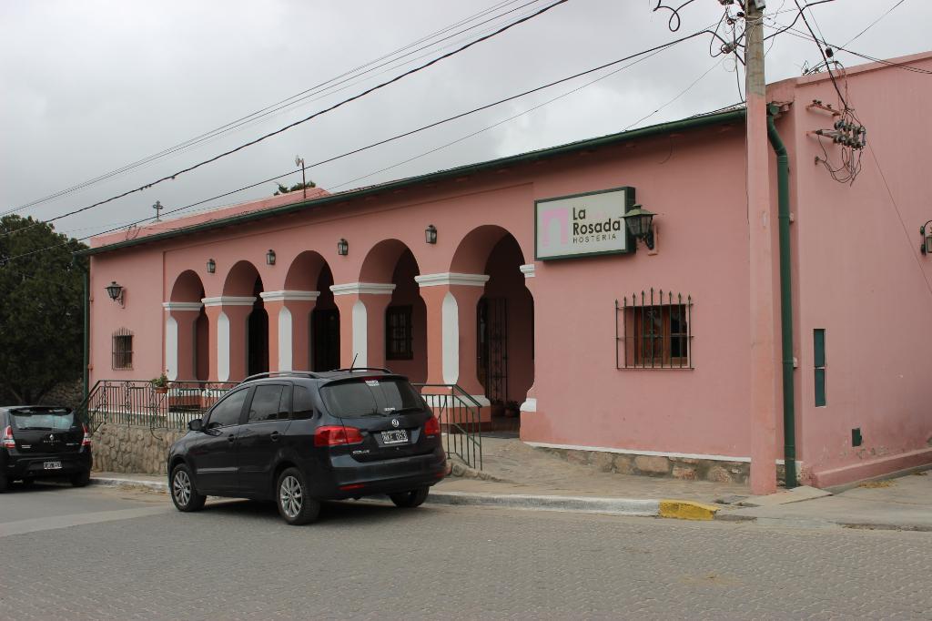 La Rosada Hosteria